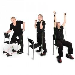Edzőkészlet Gymstick Chair Gym Egyéb erősítő eszköz Gymstick