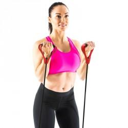 Fitnesz kötél szett Gymstick 3 az 1-ben Expander, erősítő Gymstick