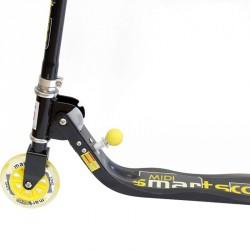 Roller Smartscoo Midi 125 mm fekete-sárga Roller Smartscoo