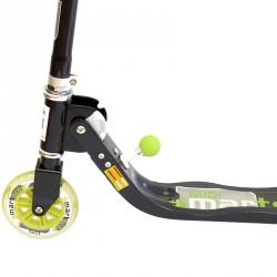 Roller Smartscoo Midi 125 mm fekete-zöld Roller Smartscoo