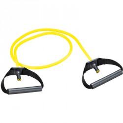 Trendy gumikötél műanyag fogantyúval sárga Gumikötelek Trendy