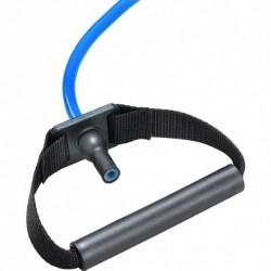 Trendy gumikötél műanyag fogantyúval kék BLACK FRIDAY Trendy