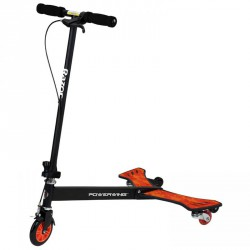 3 kerekű roller Razor Powerwing fekete-piros 3 kerekű roller Razor
