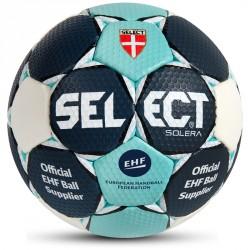 Kézilabda Select Solera kék - fehér Labdák Select