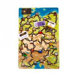 Társasjáték Dino Kamionnal Európában Stratégiai játékok Dino