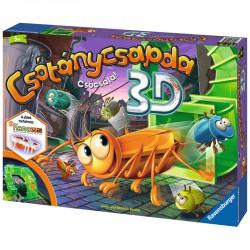 Társasjáték Ravensbuger Csótánycsapda 3D Szórakoztató játékok Ravensburger