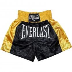 EMT6 Férfi Thai Boxnadrág Everlast fekete-arany Kiegészítők Everlast