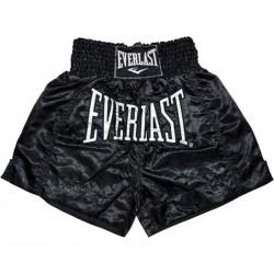 EMT6 Férfi Thai Boxnadrág Everlast fekete-fekete Kiegészítők Everlast