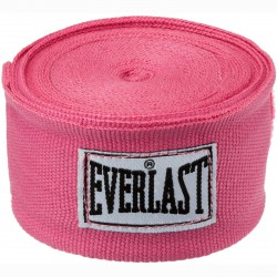 Rugalmas bandázs Everlast 3,04 m rózsaszín Kiegészítők Everlast