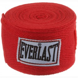 Rugalmas bandázs Everlast 3,04 m piros Kiegészítők Everlast