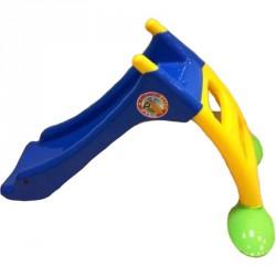 Csúszda kék-sárga Játék