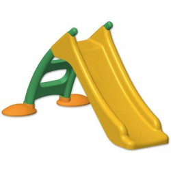 Csúszda sárga-zöld Játék
