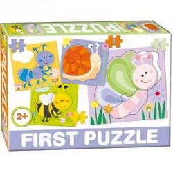 First puzzle bogarak Puzzle