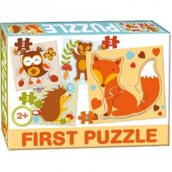 First puzzle erdei Puzzle