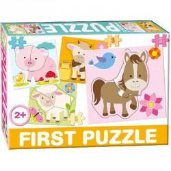 First puzzle háziállat Puzzle