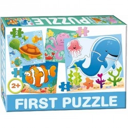 First puzzle óceán Puzzle
