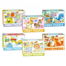 First puzzle vadállat Puzzle