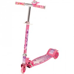 Amaya Hamelin gyermek roller rózsaszín 3 kerekű roller Amaya