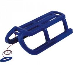 Szánkó Alpengaudi műanyag kék Játék