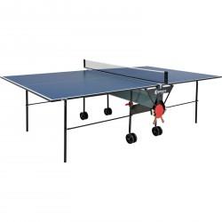 Sponeta S1-13i kék beltéri ping-pong asztal, szállítási sérült Beltéri ping-pong asztal Sponeta