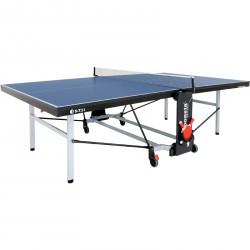 Sponeta S5-73i kék beltéri ping-pong asztal, szállítási sérült Verseny asztal Sponeta