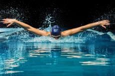 Úszás, hidegben is!