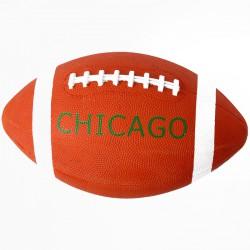 Amerikai focilabda gumi narancssárga Sportszer Spartan