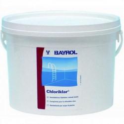 Mini klórtabletta Chloriklar Medence vegyszer Bayrol
