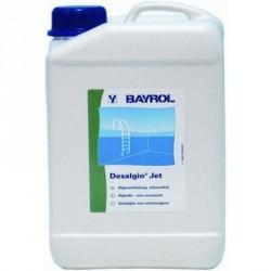 Algaölő masszázsmedencékhez Desalgin Jet3 liter Medence vegyszer Bayrol