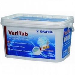 Klótrabletta Varitab Medence vegyszer Bayrol