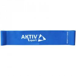Láberősítő gumihurok Aktivsport kék közepes BLACK FRIDAY Aktivsport