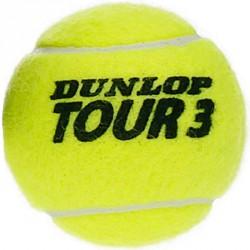 Teniszlabda Dunlop Tour Performance 3 db Sportszer Spartan