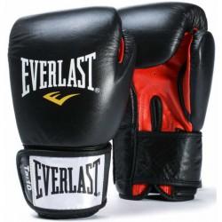 Bokszkesztyű Everlast Fighter fekete Sportszer Everlast