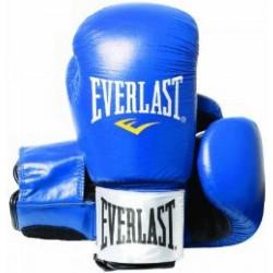 Bokszkesztyű Everlast Fighter kék Sportszer Everlast