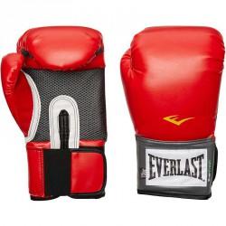 Edzőkesztyű Everlast Pro Style I piros Sportszer Everlast
