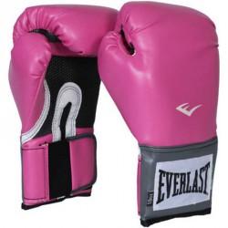 Edzőkesztyű Everlast Pro Style I pink Sportszer Everlast