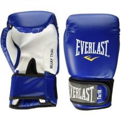 Thai bokszkesztyű Everlast bőr Sportszer Everlast