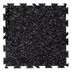 Talajvédő szőnyeg Trendy 50x50x0,8 cm gumi fehér