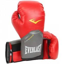 Edzőkesztyű Everlast Pro Style Elite piros Sportszer Everlast