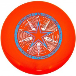 Discraft Ultra-Star frizbi narancs Frizbi