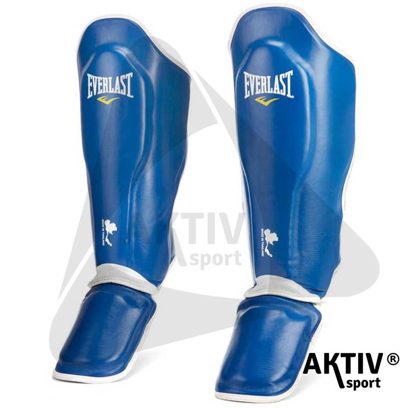 2220faf4b6 Muay Thai lábszárvédő Everlast bőr - Kiegészítők | AktivSport WebÁruház