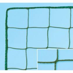 Védőháló 9,1x5 m 10x10 cm 3 mm zöld Sportszer