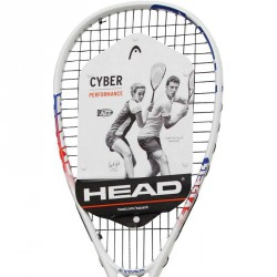 Squashütő Head Cyber Elite 2018 fehér BLACK FRIDAY Head