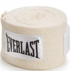 Pamut bandázs Everlast 2,75 m fehér Sportszer Everlast