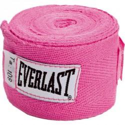 Pamut bandázs Everlast 2,75 m rózsaszín Sportszer Everlast