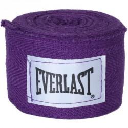 Pamut bandázs Everlast 2,75 m lila Sportszer Everlast
