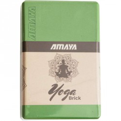 Jóga tégla zöld