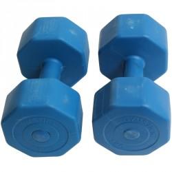 Szépséghibás kézisúlyzó Gymstick Active vynil 2x5 kg Sportszer Gymstick