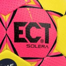 Kézilabda Select Solera pink-sárga 2018 méret: 0 Sportszer Select