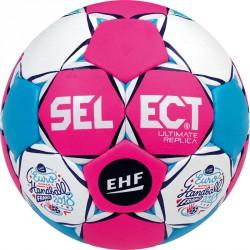 Kézilabda Select Ultimate Euro 2018 Replica női méret: 2 Sportszer Select
